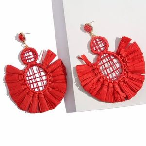 """Soho"" Trendy Oversized Earrings"